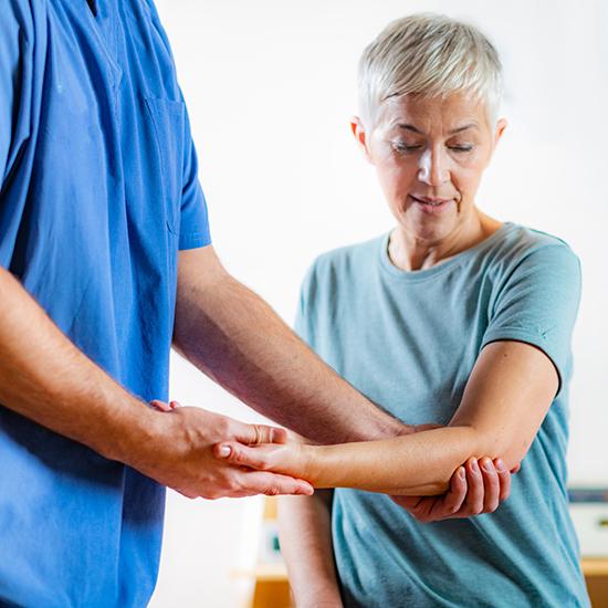 Klinički pregled fizioterapeuta